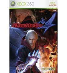 Devil May Cry 4 (Nordic)
