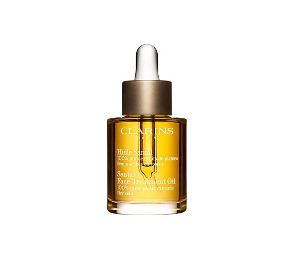 Clarins - Huile Santal Face Oil Dry skin 30 ml.