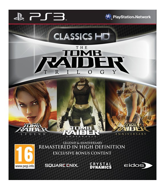 Tomb Raider Trilogy HD