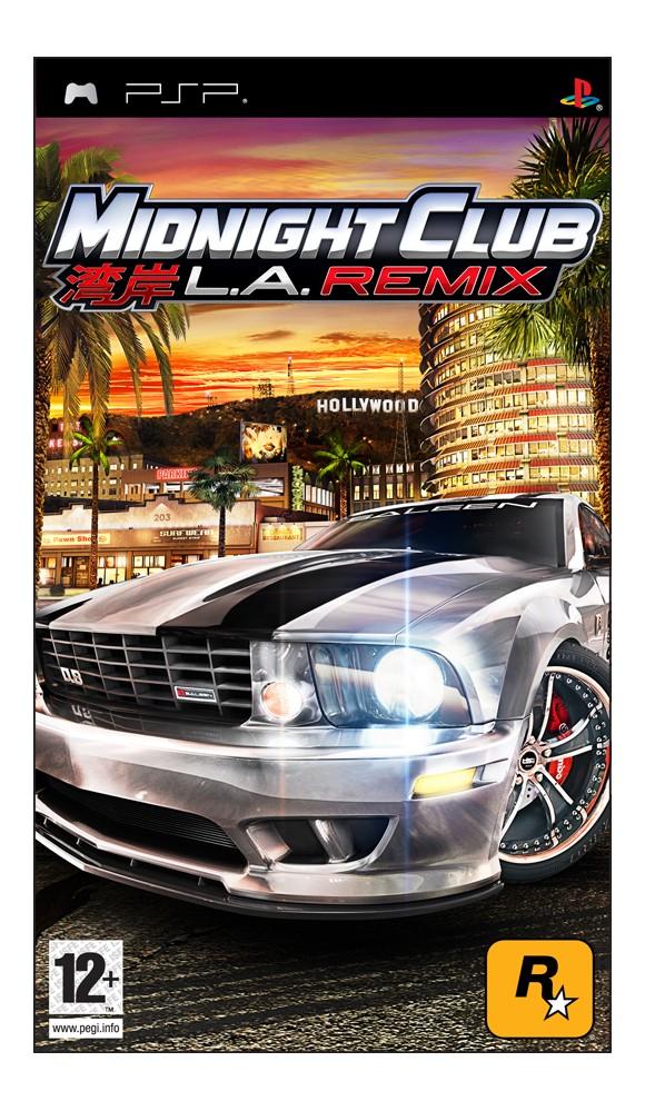 Midnight Club LA Remix