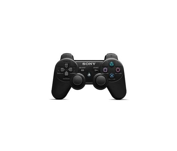 Sony DualShock 3 Controller Black Factory Recertified