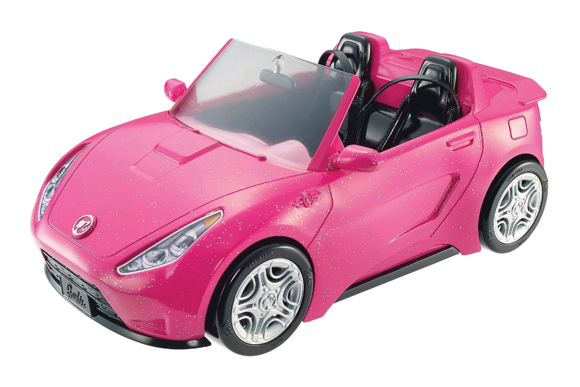 Barbie - Glam Convertible (DVX59)