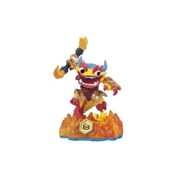 Skylanders Swap Force: Fire Kraken (Shapeshifter)