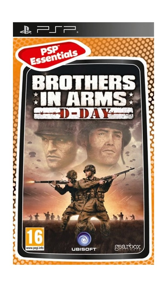 Buy Brothers In Arms D Day Essentials Incl Shipping