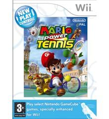 Mario Power Tennis (DK/SE)