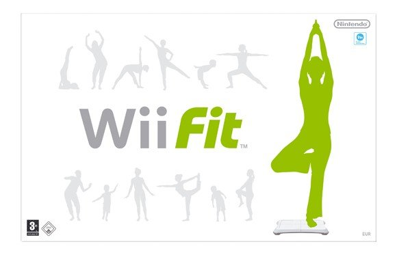 Wii Fit (Wii Fitness) Inclusive Wii Balance Board
