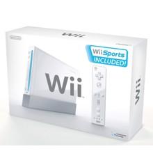 Nintendo Wii Console (EU)