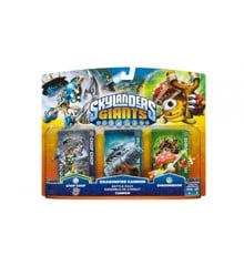 Skylanders Giants: Battle Pack w1 (Shroomboom/Cannon/Chop Chop)