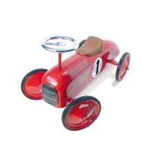 Vilac - Gåbil, Rød racer i metall (1049)