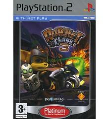Ratchet & Clank 3 Platinum (Nordic)