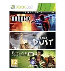 Beyond Good and Evil/Outland/From Dust
