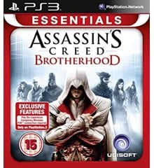 Assassins Creed Brotherhood (Essentials)