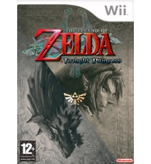 Legend of Zelda: Twilight Princess (DK/SE)
