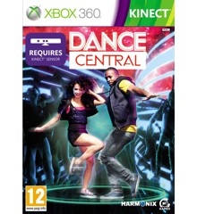 Dance Central Kinect (Nordic)