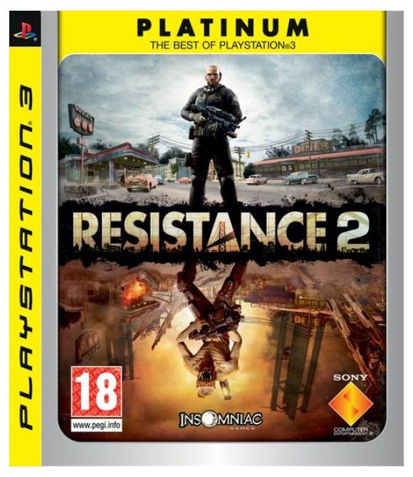 Resistance 2 (Platinum)