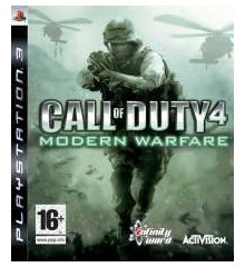 Call of Duty 4: Modern Warfare (Nordic) (Platinum)