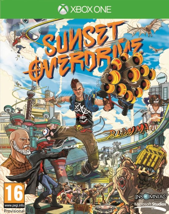 Sunset Overdrive /Xbox One