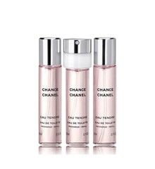 Chanel - Chance Eau Tendre Refill EDT 3 x 20 ml