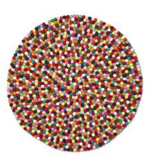 HAY - Pinocchio Tæppe 90 cm - Multi Colour