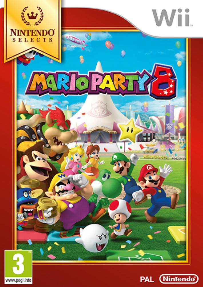 Mario Party 8 (Select)