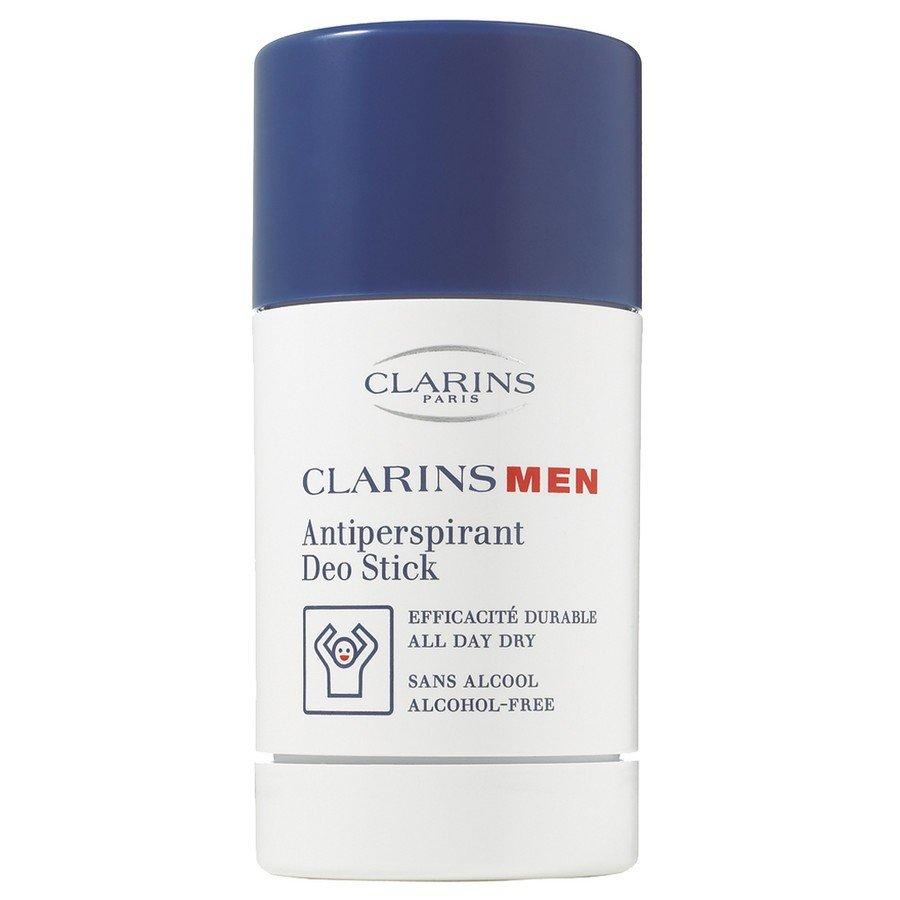 Clarins - Men Antiperspirant Deodorant Stick 75 gr.