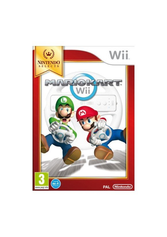 Mario Kart Wii (Selects)