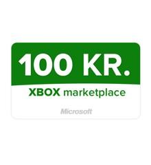Microsoft 100 NOK (Code via email)