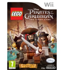 LEGO Pirates of the Caribbean: The Video Game (UK/Nordic)