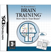 Dr. Kawashima's Brain Training: How old is your brain EU