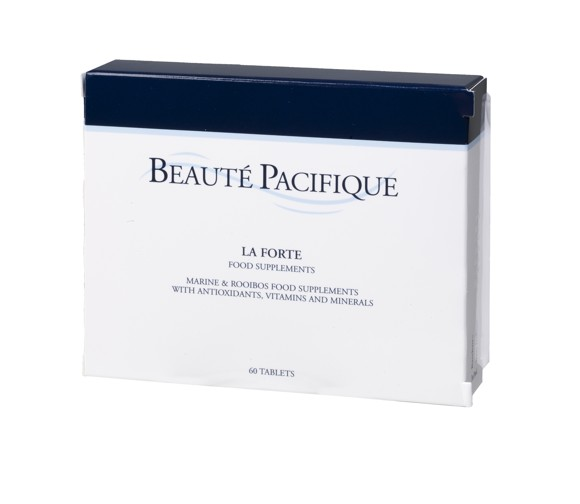 Beauté Pacifique - La Forte Kosttilskud 60 Tabletter