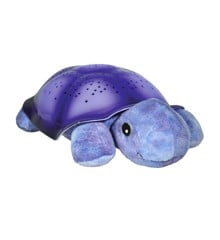 Cloud B - Original Skildpadde Natlampe - Twilight Turtle - Lilla