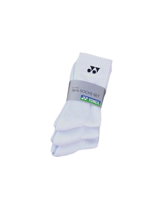 Yonex - Badminton Strømper - hvid medium (8422)