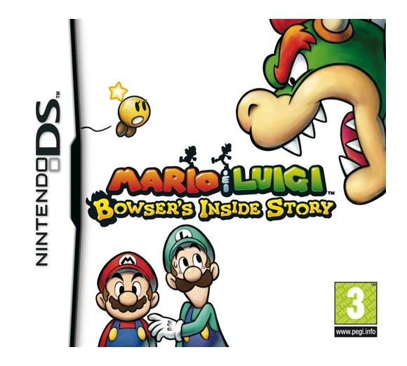 Mario & Luigi: Bowser's Inside Story (DK/SE)