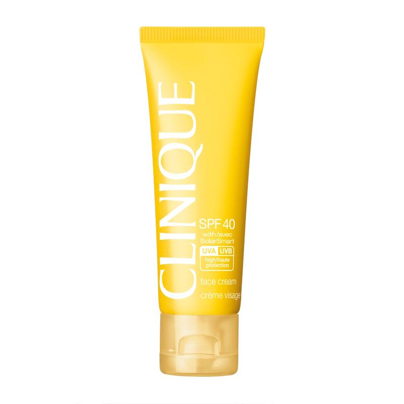 Clinique - Sun Face Cream 50 ml - SPF 40