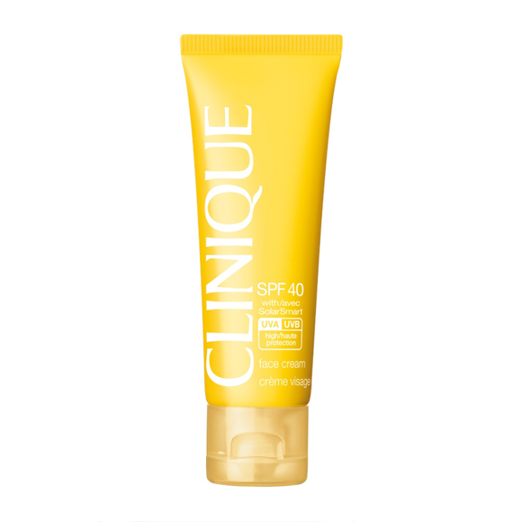 Clinique - Sun Face Cream 50 ml - SPF 40