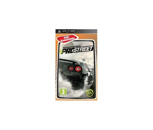 Need for Speed ProStreet (Essentials)