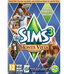 The Sims 3 - Monte Vista (PC and Mac) (UK)