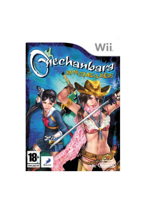 Onechanbara: Bikini Samurai Squad [Blu-ray + DVD
