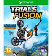 Trials Fusion - Deluxe Edition /Xbox One