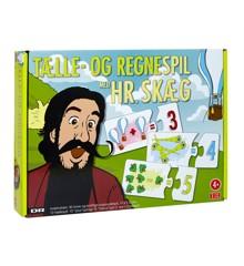DR - Hr. Skæg - Tælle- og regnespil (6430)