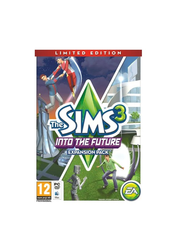 The Sims 3: Inn if Fremtiden (Into The Future) Limited (NO)