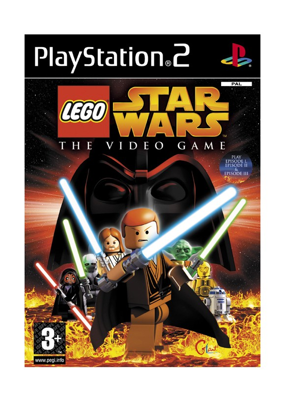 LEGO Star Wars - The Video Game (DK/SE/NO)