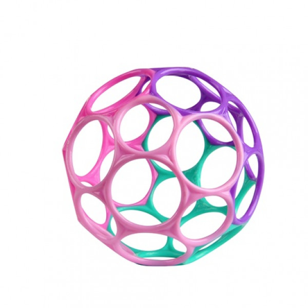 Oball - 10 cm - Lila-Pink