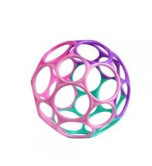 Oball - Classic ball 10 cm - Purple/Pink (12289)