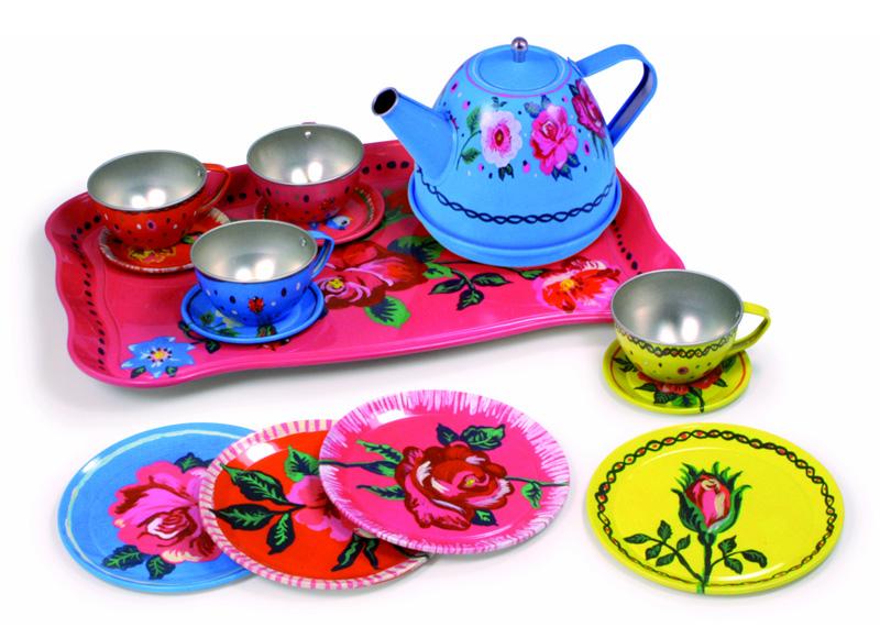 Vilac - Nathalie Lété Tea Party Set (8606)