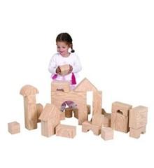 Edushape  - Big Wood-Like Blocks