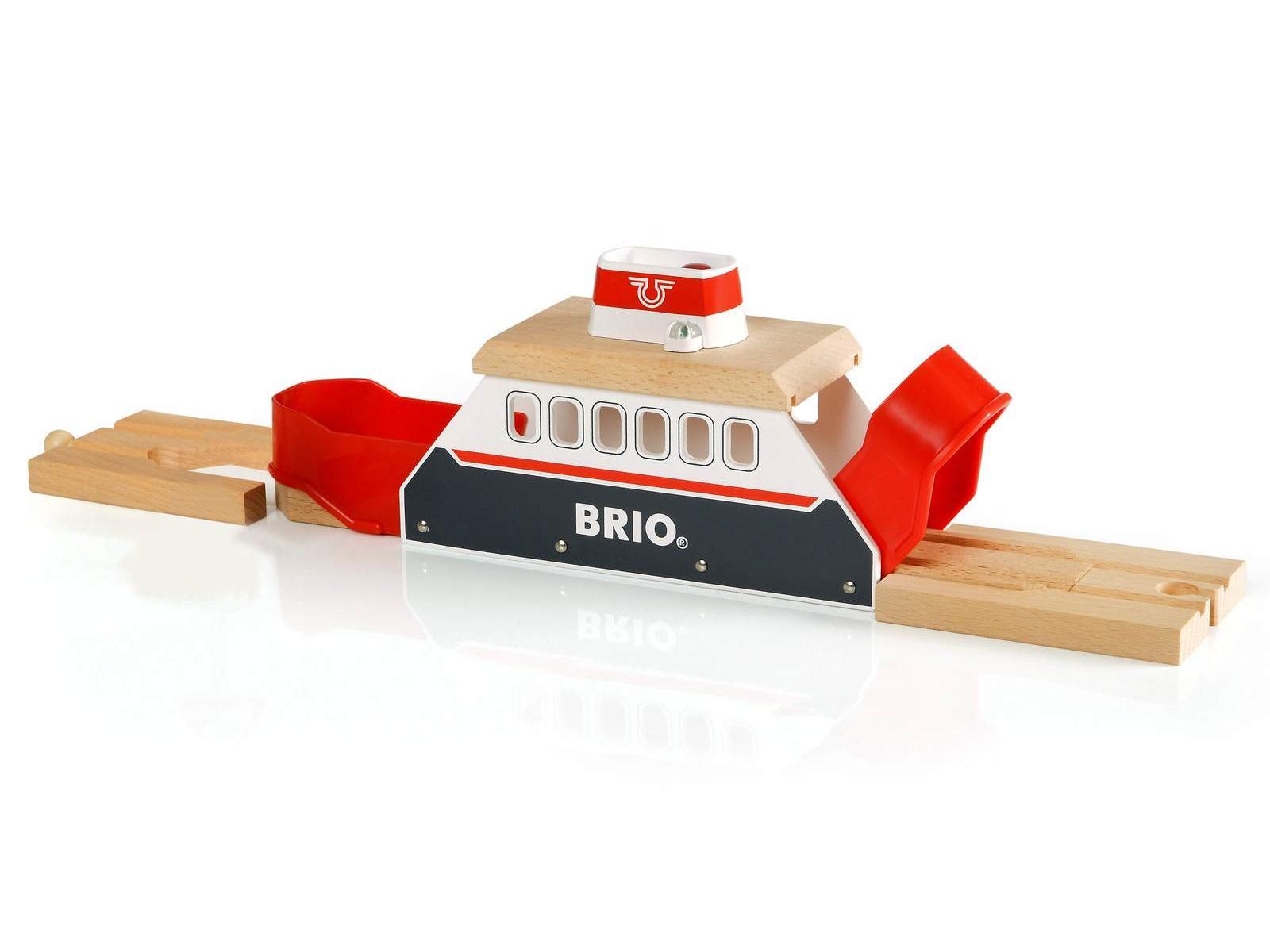 BRIO - Light und Sound Fähre (33569)