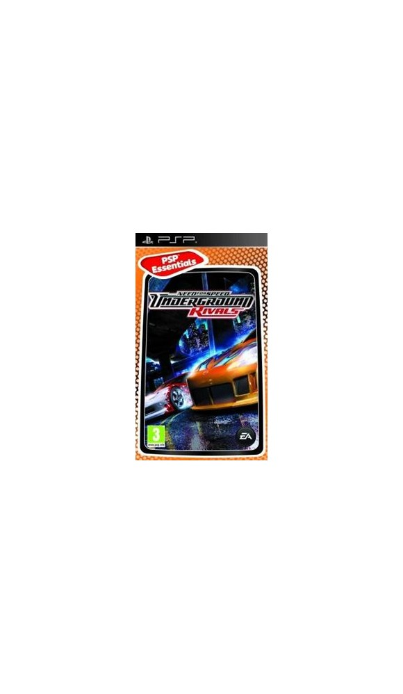 Need For Speed Underground Rivals (Essentials)
