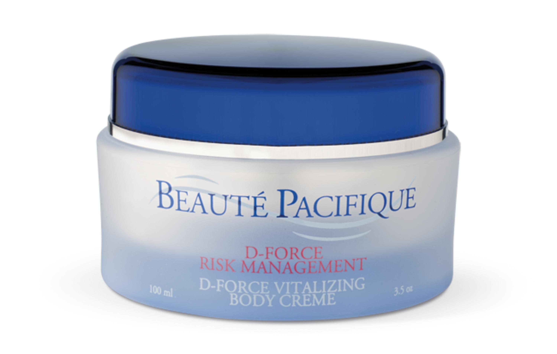 Bilde av Beauté Pacifique - D-force Vitalizing Body Creme 100 Ml.