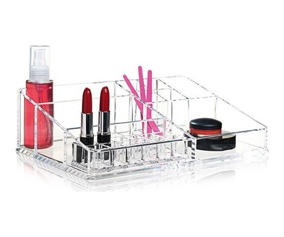 Nomess Copenhagen - Clear Makeup Organizer XL
